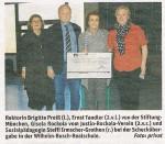 Spende für die Wilhelm-Busch-Realschule